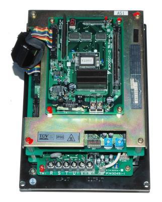 New Refurbished Exchange Repair  Yaskawa Inverter-Turret CIMR-37JP3-3BOOM Precision Zone