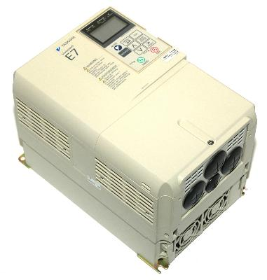 New Refurbished Exchange Repair  Yaskawa Inverter-General Purpose CIMR-E7U4011 Precision Zone