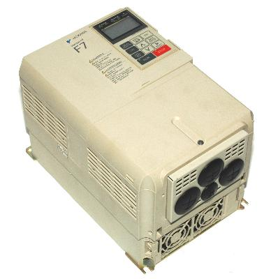 New Refurbished Exchange Repair  Yaskawa Inverter-General Purpose CIMR-F7U2011 Precision Zone