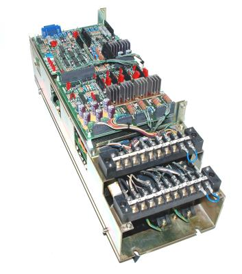 New Refurbished Exchange Repair  Yaskawa Drives-DC Servo CPCR-MR0202KAW Precision Zone