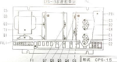 New Refurbished Exchange Repair  Yaskawa Part of machine CPS-15 Precision Zone