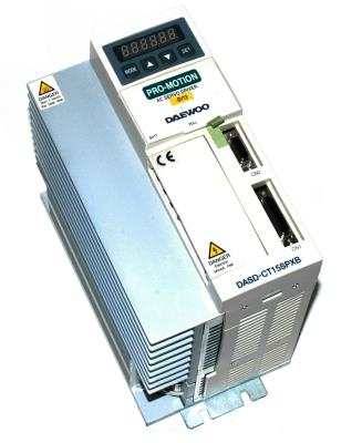 New Refurbished Exchange Repair  Daewoo Drives-AC Servo DASD-CT15SPXB Precision Zone