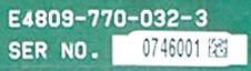 New Refurbished Exchange Repair  Okuma CNC Boards E4809-770-032-3 Precision Zone