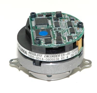 New Refurbished Exchange Repair  Okuma Internal encoders ER-JG-7200D Precision Zone
