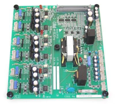 New Refurbished Exchange Repair  Yaskawa Inverter-PCB ETC615404 Precision Zone