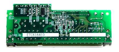 New Refurbished Exchange Repair  Yaskawa Inverter-PCB ETC618410 Precision Zone