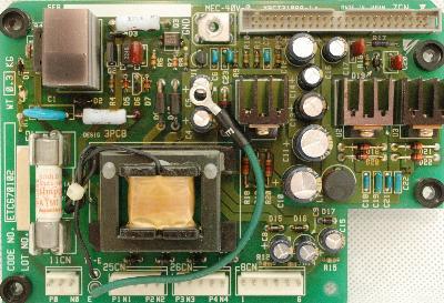 New Refurbished Exchange Repair  Yaskawa Inverter-PCB ETC670102 Precision Zone