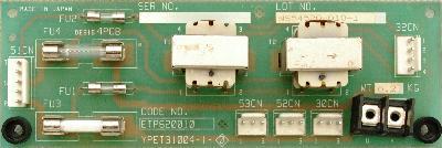 New Refurbished Exchange Repair  Yaskawa Drives-DC Servo-Spindle-PCB ETP620010 Precision Zone
