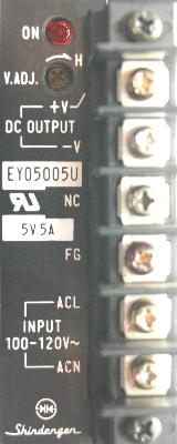 New Refurbished Exchange Repair  Shindengen Part of machine EY05005U Precision Zone