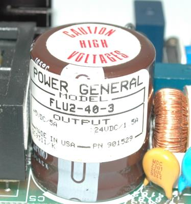 New Refurbished Exchange Repair  Power General Part of product FLU2-40-3 Precision Zone