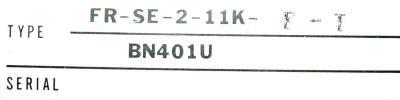 New Refurbished Exchange Repair  Mitsubishi Drives-AC Spindle FR-SE-2-11K-F-T Precision Zone