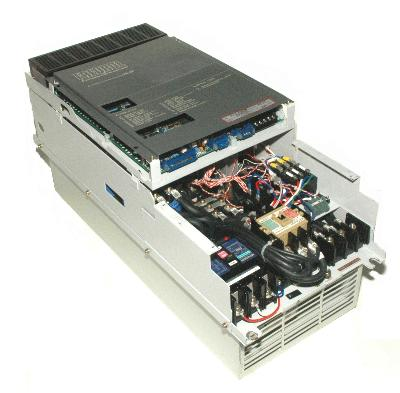 New Refurbished Exchange Repair  Mitsubishi Drives-AC Spindle FR-SF-2-18.5KP-BCG Precision Zone