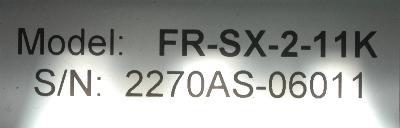 New Refurbished Exchange Repair  Mitsubishi Drives-AC Spindle FR-SX-2-11K Precision Zone