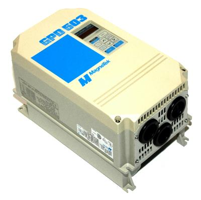 New Refurbished Exchange Repair  Magnetek Inverter-General Purpose GPD503-DS309 Precision Zone