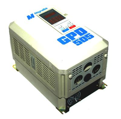 New Refurbished Exchange Repair  Magnetek Inverter-General Purpose GPD505V-A027 Precision Zone