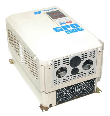 New Refurbished Exchange Repair  Magnetek Inverter-General Purpose GPD505V-B034 Precision Zone