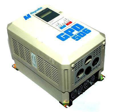 New Refurbished Exchange Repair  Magnetek Inverter-General Purpose GPD506V-A036 Precision Zone