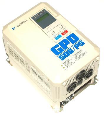 New Refurbished Exchange Repair  Magnetek Inverter-General Purpose GPD506V-B014 Precision Zone