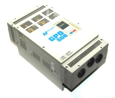 New Refurbished Exchange Repair  Magnetek Inverter-General Purpose GPD506V-B052 Precision Zone