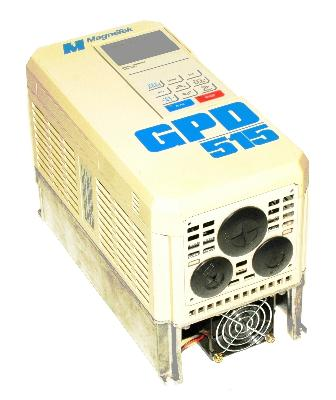 New Refurbished Exchange Repair  Magnetek Inverter-General Purpose GPD515C-A017 Precision Zone