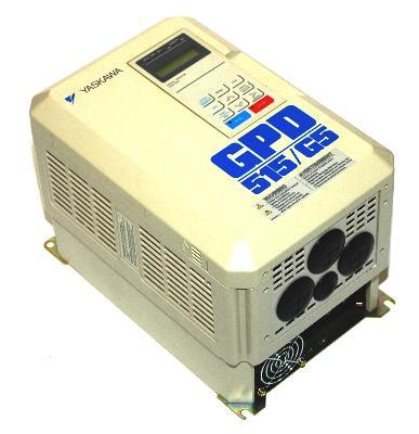 New Refurbished Exchange Repair  Magnetek Inverter-General Purpose GPD515C-A025 Precision Zone