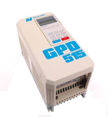New Refurbished Exchange Repair  Magnetek Inverter-General Purpose GPD515C-B001 Precision Zone