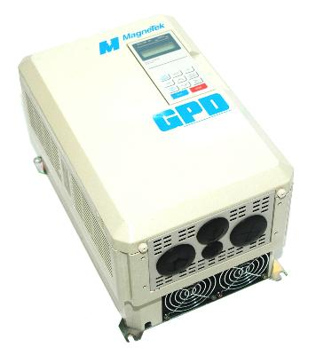 New Refurbished Exchange Repair  Magnetek Inverter-General Purpose GPD515C-B034 Precision Zone