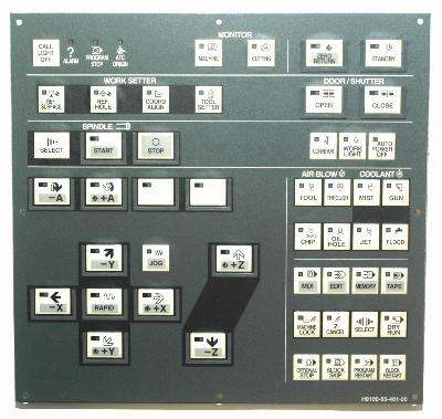 New Refurbished Exchange Repair  Yaskawa Human Machine Interface H9100-65-401-00 Precision Zone