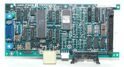 New Refurbished Exchange Repair  Yaskawa CNC Boards JANCD-FC900B-1 Precision Zone