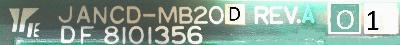 New Refurbished Exchange Repair  Yaskawa CNC Boards JANCD-MB20D Precision Zone