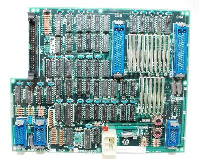 New Refurbished Exchange Repair  Yaskawa CNC Boards JANCD-SP20-02 Precision Zone