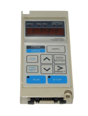 New Refurbished Exchange Repair  Yaskawa Human Machine Interface JVOP-100 Precision Zone