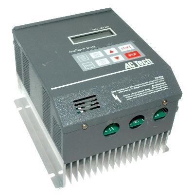 New Refurbished Exchange Repair  AC Technology Corp Inverter-General Purpose M1220SBJ Precision Zone