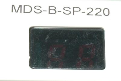 New Refurbished Exchange Repair  Mitsubishi Drives-AC Spindle MDS-B-SP-220 Precision Zone