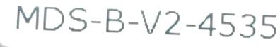 New Refurbished Exchange Repair  Mitsubishi Drives-AC Servo MDS-B-V2-4535 Precision Zone