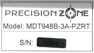New Refurbished Exchange Repair  Totoku Electric Retrofit MDT-948B-3A-PZRT Precision Zone