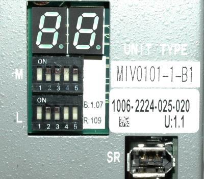 New Refurbished Exchange Repair  Okuma Drives-AC Servo MIV0101-1-B1 Precision Zone