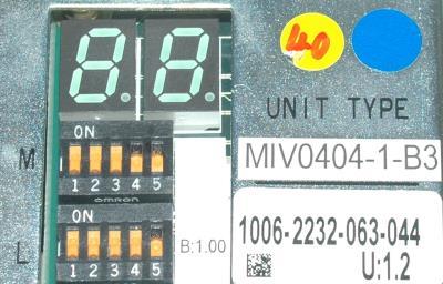 New Refurbished Exchange Repair  Okuma Drives-AC Servo MIV0404-1-B3 Precision Zone