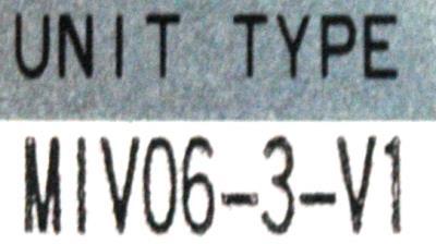 New Refurbished Exchange Repair  Okuma Drives-AC Spindle MIV06-3-V1 Precision Zone