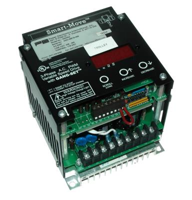 New Refurbished Exchange Repair  Power Electronics Inverter-Crane MSM5A Precision Zone