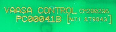 New Refurbished Exchange Repair  VAASA Inverter-PCB PC00041B Precision Zone