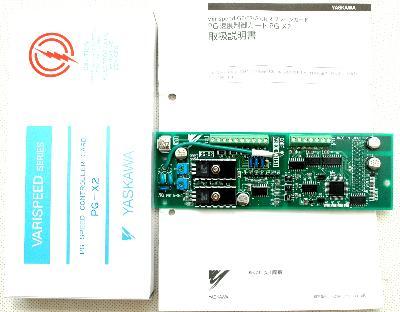 New Refurbished Exchange Repair  Yaskawa Inverter-PCB PG-X2 Precision Zone