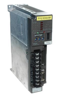 New Refurbished Exchange Repair  Fuji Drives-AC Servo RYG.50HA-RP Precision Zone