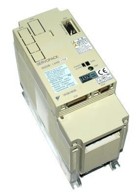 New Refurbished Exchange Repair  Yaskawa Drives-AC Servo SGDB-15VD-Y104 Precision Zone
