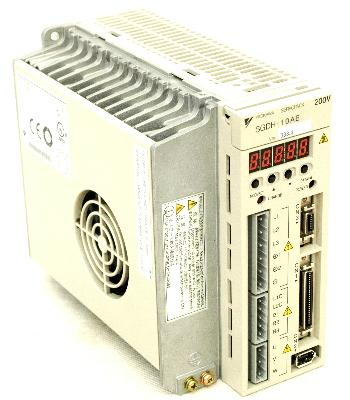 New Refurbished Exchange Repair  Yaskawa Drives-AC Servo SGDH-10AE Precision Zone