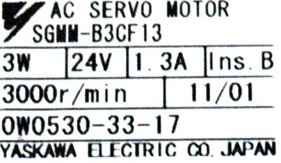Motors-AC Servo