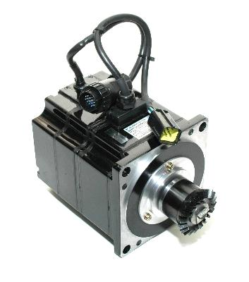 New Refurbished Exchange Repair  Yaskawa Motors-AC Servo SGMP-08AWMN31 Precision Zone