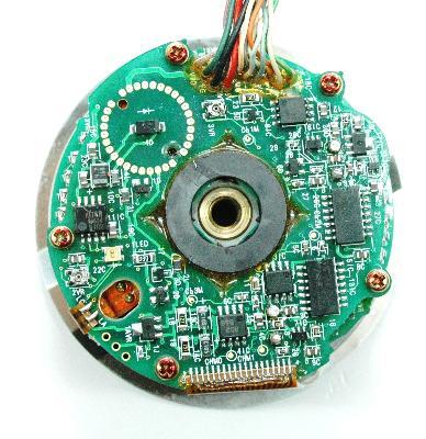 New Refurbished Exchange Repair  Yaskawa Internal encoders UTMAH-B12BDYR8 Precision Zone