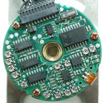 New Refurbished Exchange Repair  Yaskawa Internal encoders UTOPH-81AWF Precision Zone