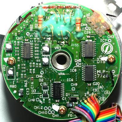 New Refurbished Exchange Repair  Yaskawa Internal encoders UTOPI-600UB Precision Zone